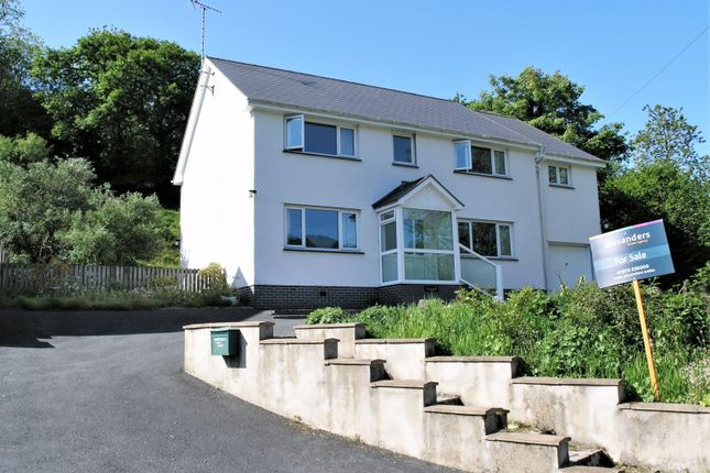 Thumbnail Detached house for sale in Goginan, Aberystwyth