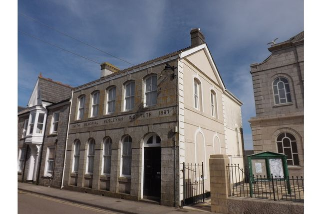 1 bed flat to rent in Chapel Street, Camborne TR14