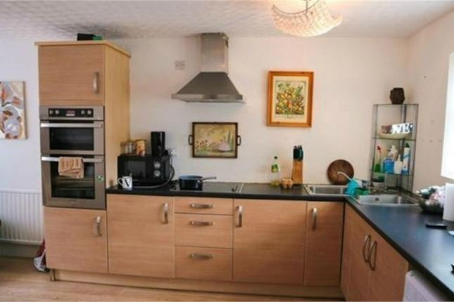 Thumbnail End terrace house to rent in Kensington Walk, Corby, Northamptonshire
