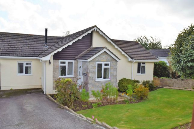 Thumbnail Semi-detached bungalow for sale in Mylor Bridge, Falmouth, Cornwall