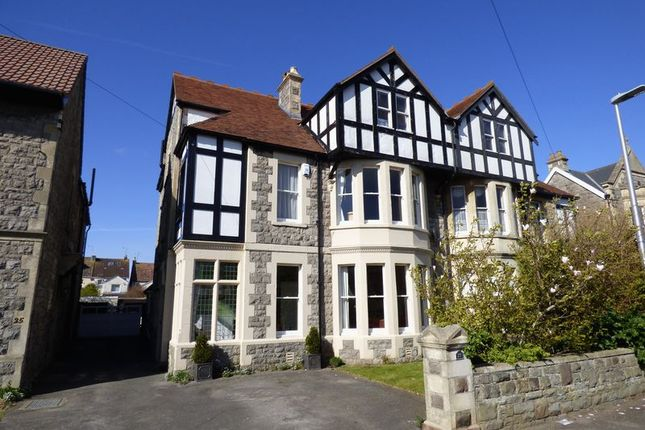 Thumbnail Semi-detached house for sale in Charlton Road, Weston-Super-Mare