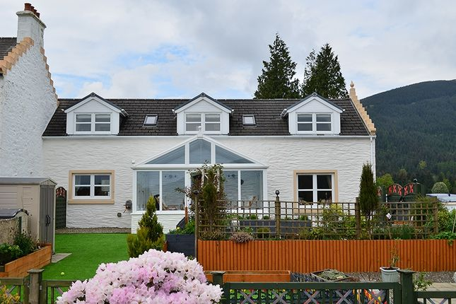 Thumbnail Terraced house for sale in Dalinlongart, Sandbank, Argyll And Bute