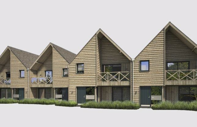 Thumbnail Property for sale in Orchard Yard, Wingham, Canterbury