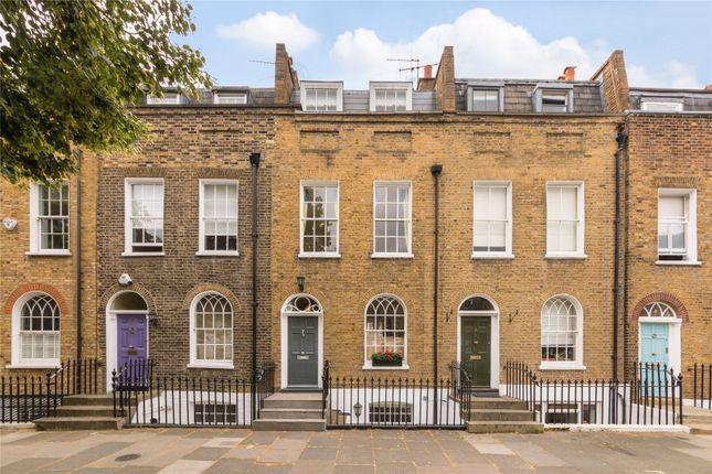 Thumbnail Terraced house for sale in Cloudesley Road, Barnsbury, London