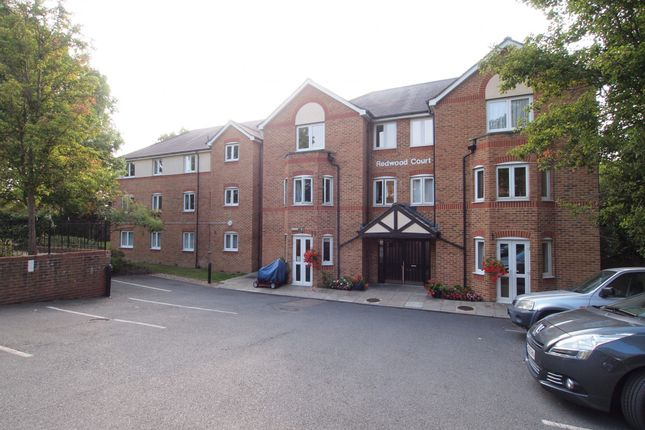 Thumbnail Property for sale in Redwood Court, Epsom Road, Ewell