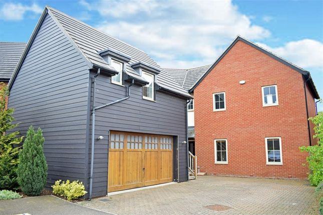 Thumbnail Detached house for sale in Sampford Road, Thaxted, Dunmow, Essex