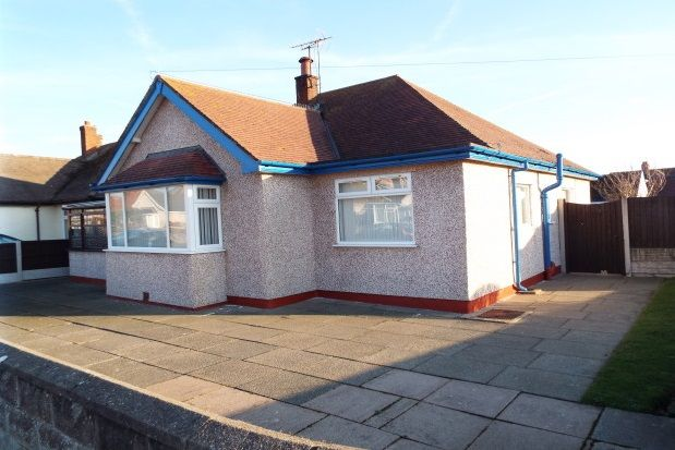 Thumbnail Detached bungalow to rent in Burns Drive, Rhyl
