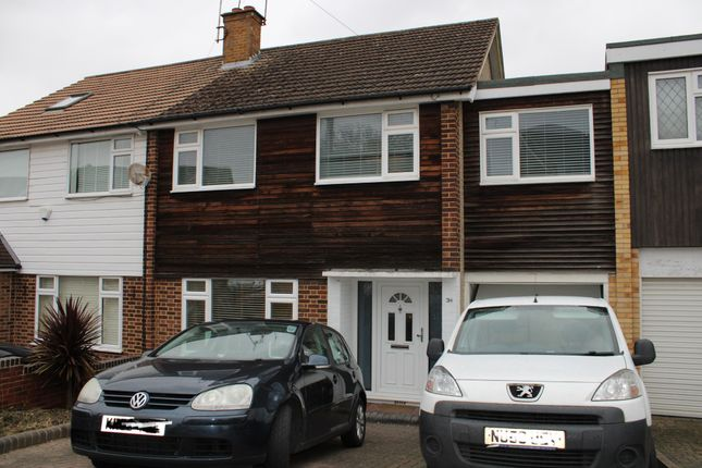Thumbnail Terraced house for sale in Hainault, Ilford, Essex