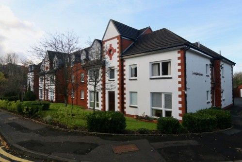 Thumbnail Flat to rent in Homeglen House, 39 Maryville Avenue, Glasgow