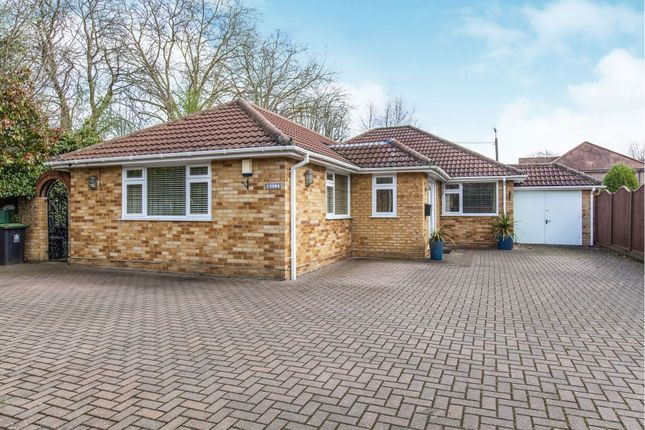 Thumbnail Detached bungalow for sale in Beaconsfield Road, Slough