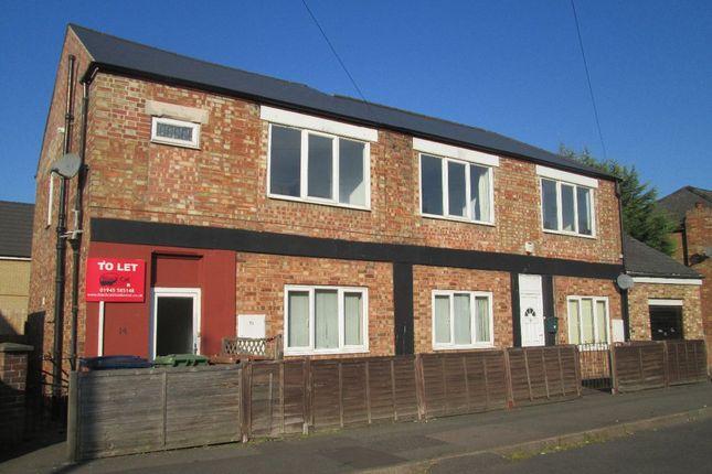 Thumbnail Flat to rent in De-Havilland Road, Wisbech