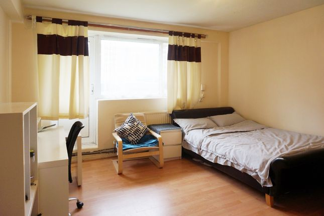 Thumbnail Flat to rent in 5 Bed Student Accomodation: Warren Street, Euston, Camden, London