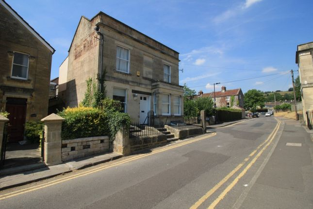 Thumbnail Link-detached house to rent in Trafalgar Road, Weston, Bath