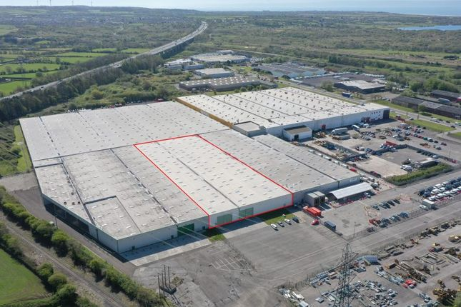 Thumbnail Industrial to let in 2B South Wales Distribution Centre, Kenfig Industrial Estate, Neath Port Talbot