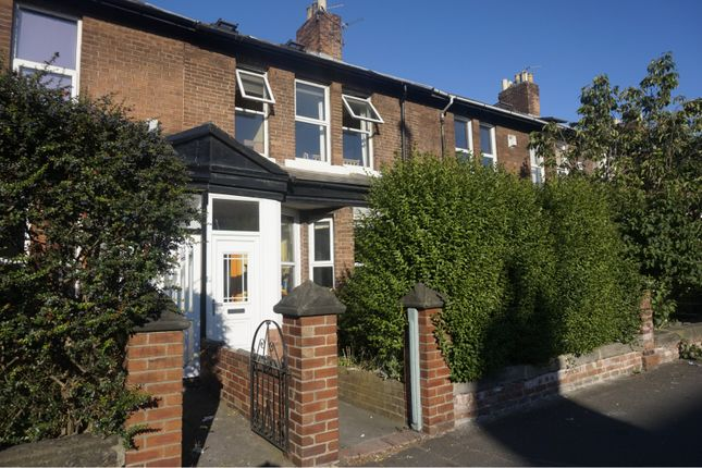 Thumbnail Terraced house for sale in Chillingham Road, Newcastle Upon Tyne