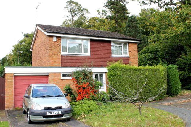 Thumbnail Property to rent in Ravens Close, Knaphill, Woking