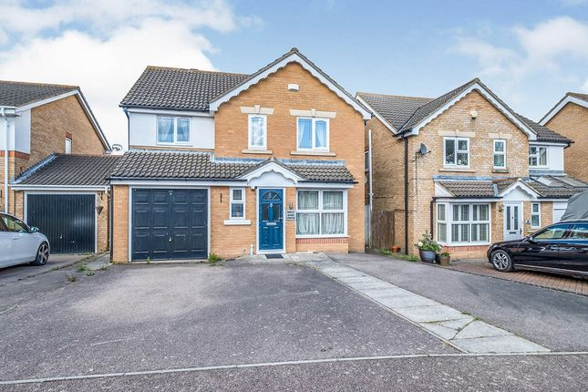 Thumbnail Detached house for sale in Fordwich Drive, Rochester, Kent