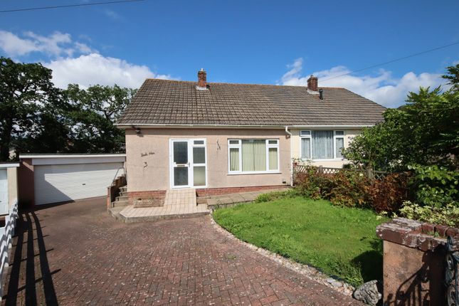 2 bed semi-detached bungalow for sale in Midway, Kingskerswell, Newton Abbot TQ12