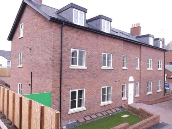 1 bed flat for sale in Brynford House, Post Office Lane, Holywell