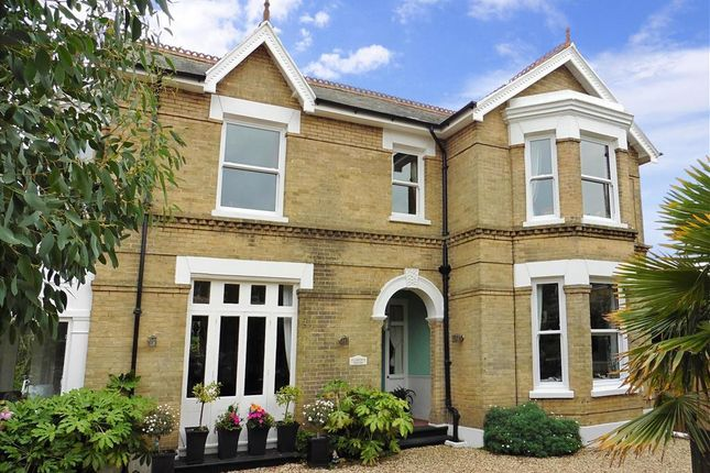 Thumbnail Detached house for sale in Clarence Road, Shanklin, Isle Of Wight