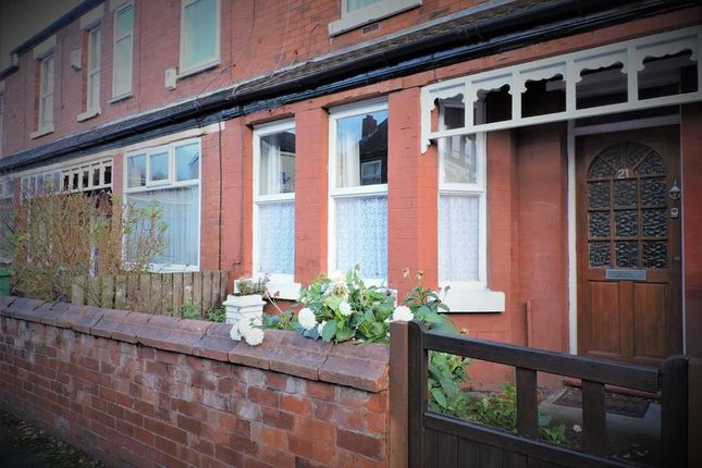 Thumbnail Terraced house for sale in Stanhope Street, Levenshulme, Manchester