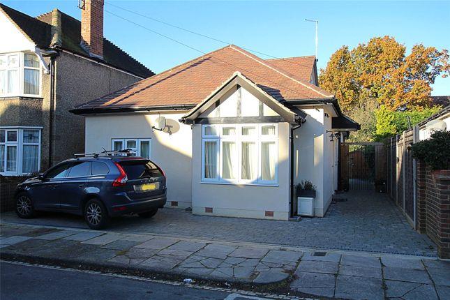 Thumbnail Detached bungalow for sale in St. Julians Road, St. Albans, Hertfordshire