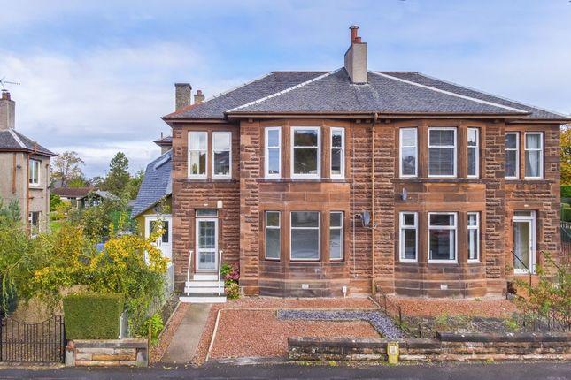 Thumbnail Flat for sale in 91 Blairbeth Road, Burnside, Glasgow