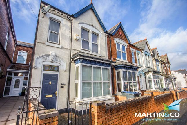 Thumbnail Terraced house for sale in Rotton Park Road, Edgbaston
