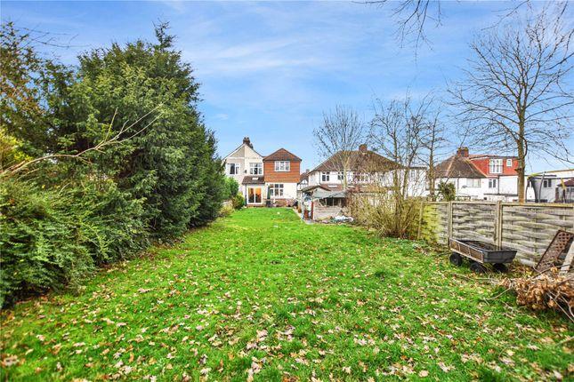 Rear Aspect of Carisbrooke Avenue, Bexley, Kent DA5