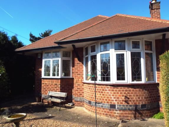 Thumbnail Bungalow for sale in Wollaton Road, Wollaton, Nottingham, Nottinghamshire