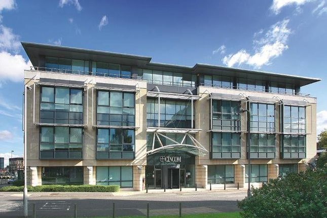 Thumbnail Office to let in Part Second Floor, 1 Grenfell Road, Maidenhead, Berkshire