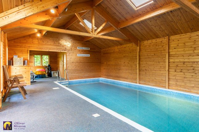 Detached Pool House