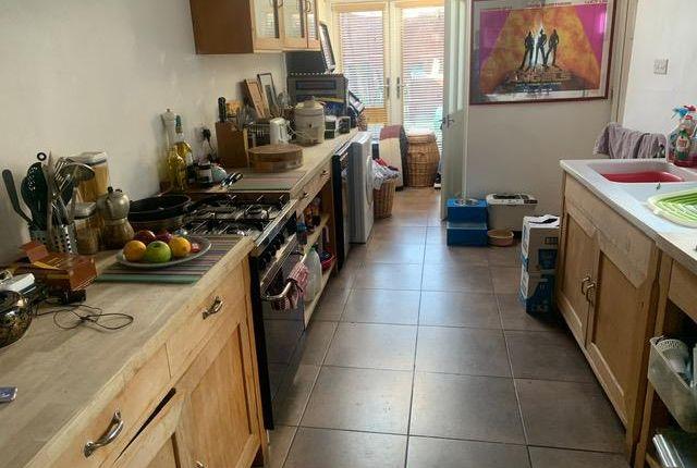 Kitchen of Iestyn Street, Pontcanna, Cardiff CF11