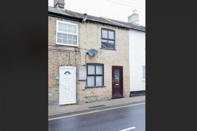 Thumbnail Terraced house for sale in High Street, Huntingdon, Cambridgeshire