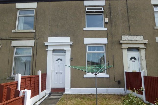 Thumbnail Terraced house for sale in Oldham Road, Rochdale