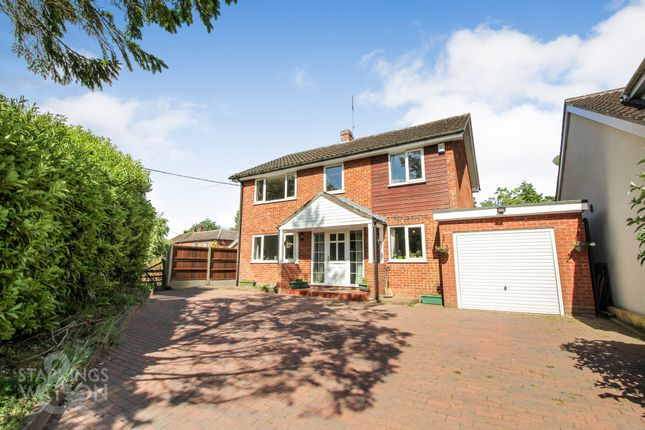 Thumbnail Detached house for sale in Marsh Road, South Walsham, Norwich