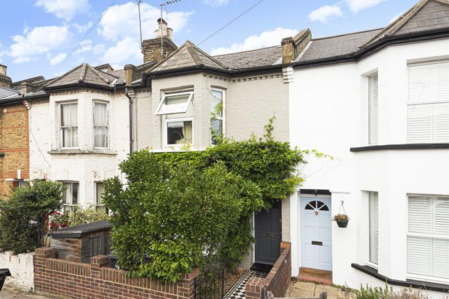 Thumbnail Terraced house for sale in Canbury Park Road, Kingston Upon Thames