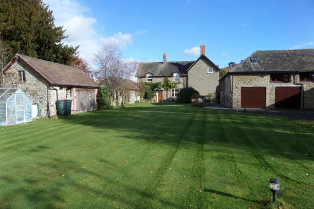Thumbnail Detached house for sale in Yatton, Leominster