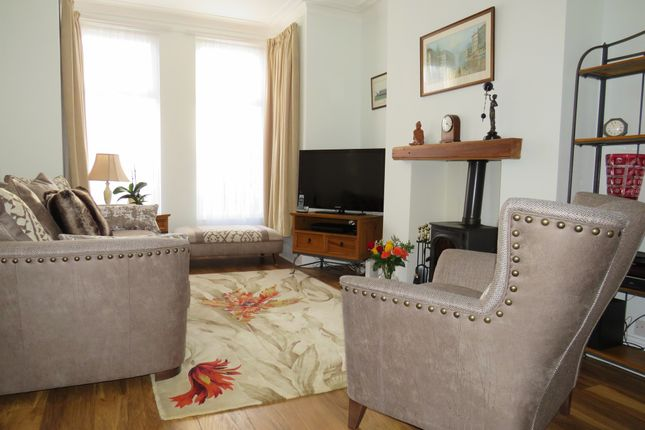Thumbnail Terraced house for sale in Easton Road, New Ferry, Wirral