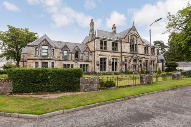 Thumbnail Terraced house for sale in School House, Quarriers Village, Bridge Of Weir