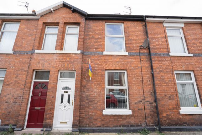 2 bed terraced house to rent in Kemp Street, Fleetwood FY7