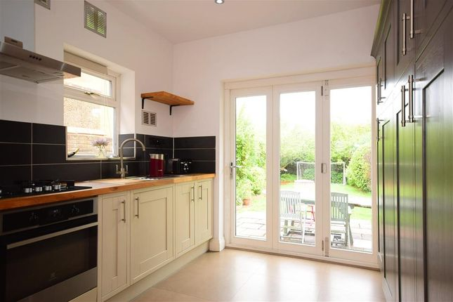 Thumbnail Semi-detached house for sale in Holly Crescent, Woodford Green, Essex