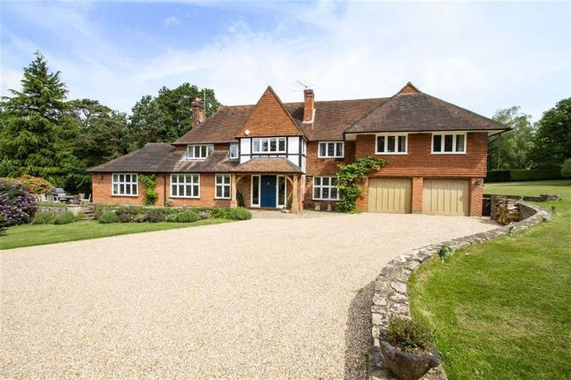 Thumbnail Detached house for sale in Compton Way, Farnham