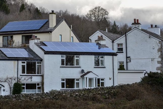 2 bed semi-detached house for sale in Back Road, Lindale, Cumbria