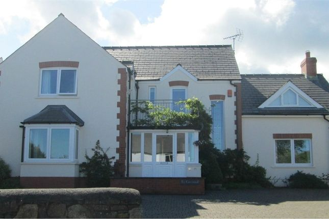 Thumbnail Detached house for sale in Ty Gwennol, 16 Parc Yr Onnen, Dinas Cross, Newport, Pembrokeshire