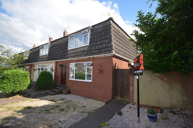 3 bed terraced house for sale in Mandrake Road, Alphington, Exeter