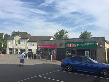 Thumbnail Retail premises for sale in Bowls Terrace, Caerphilly