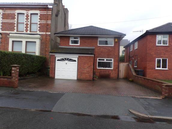 External of Courtenay Road, Waterloo, Liverpool, Merseyside L22