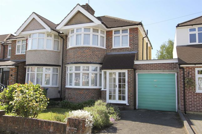 Front Outside of Cannonbury Avenue, Pinner HA5