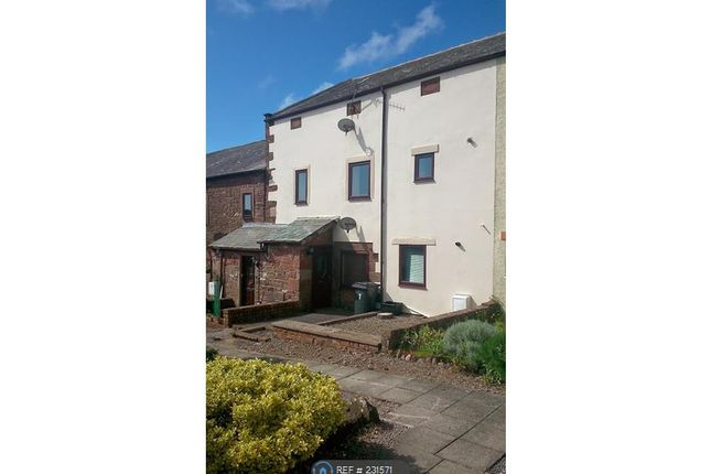 Thumbnail Flat to rent in Sandwith, Whitehven